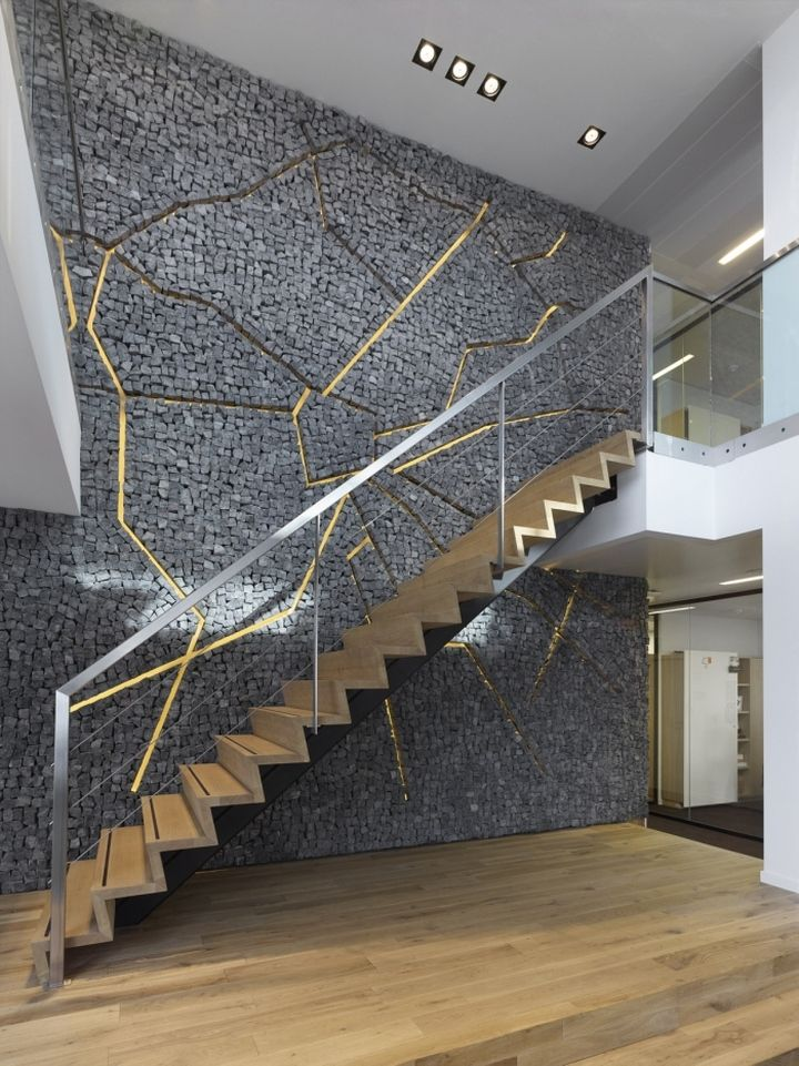 Consulting firm offices by procos group brussels for Retail interior design firms