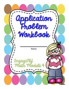 4th Grade EngageNY/Eureka Math Module 4 - Application Problem