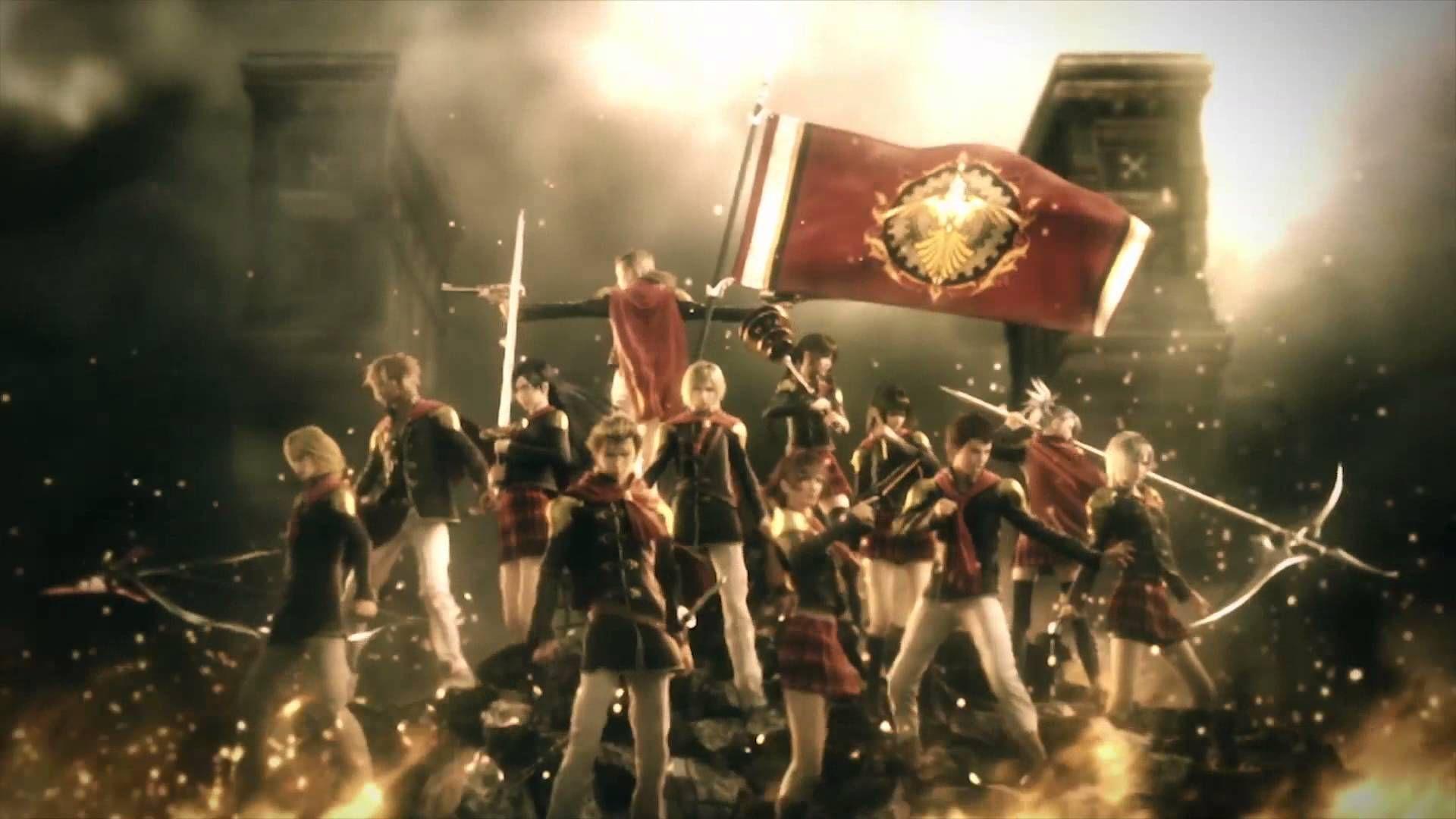 Final Fantasy Type 0 Hd Pax East Trailer Final Fantasy Type 0
