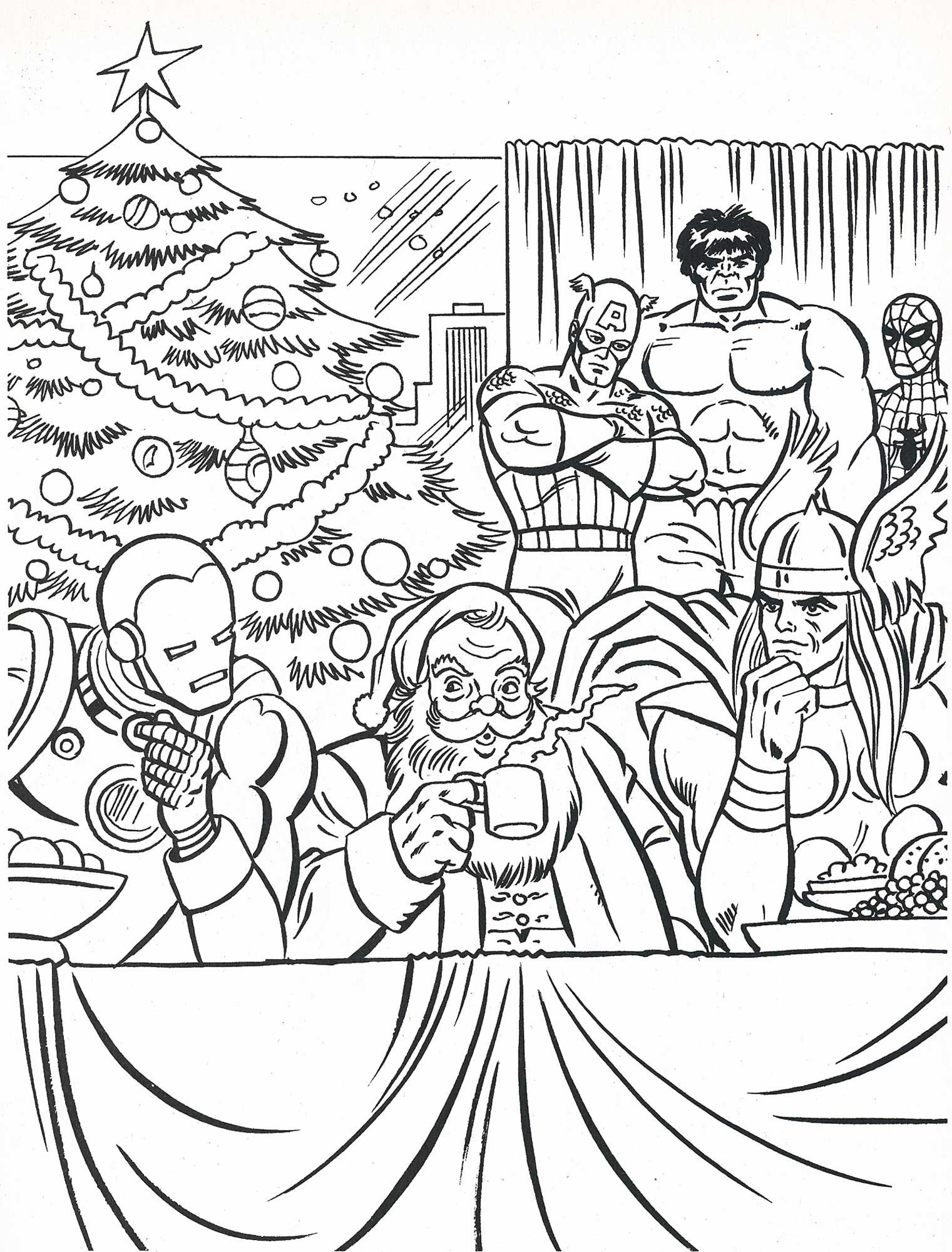 Superhero Coloring Pages Marvel 4 Jpg 1521 2000 Avengers Coloring Pages Superhero Coloring Pages Christmas Coloring Pages