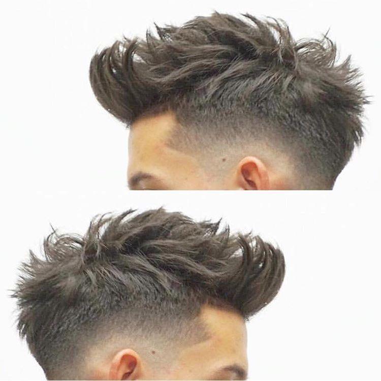 メンズヘア ヘアカット 髪型 流行り トレンドヘアスタイル