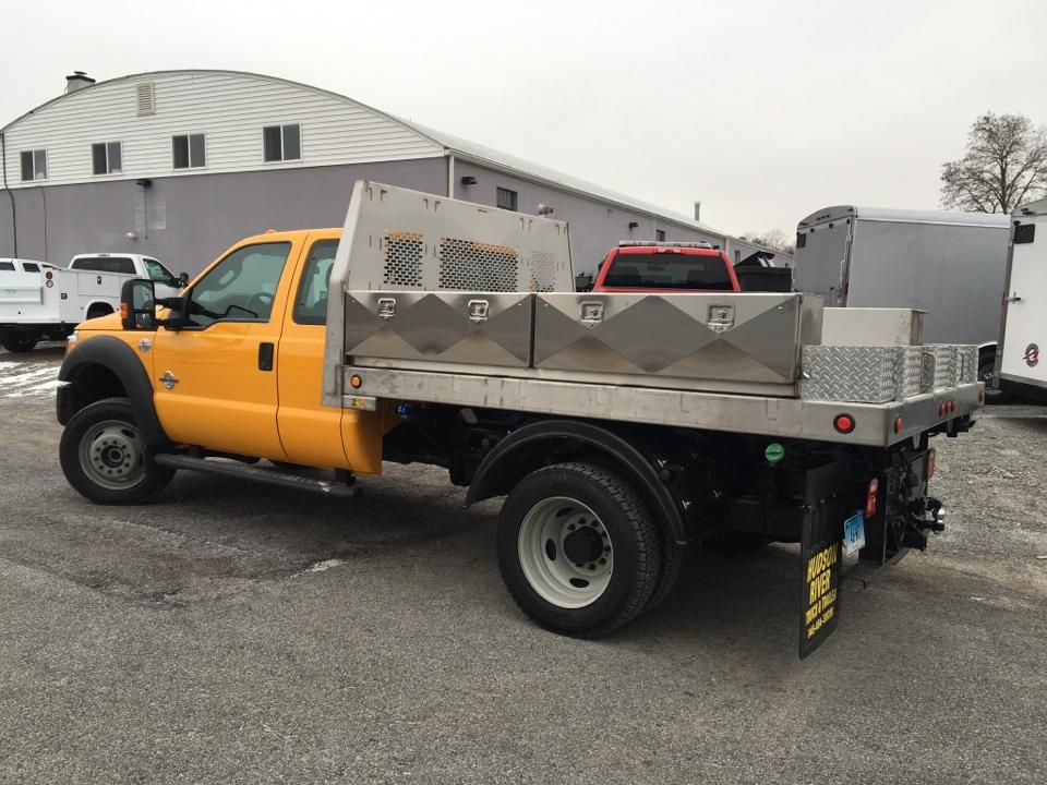 This Ford for The Town of Newtown was outfitted with a