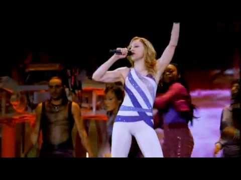 Madonna La Isla Bonita Confessions Tour 2006 Live Madonna Music Madonna Madonna Music Videos