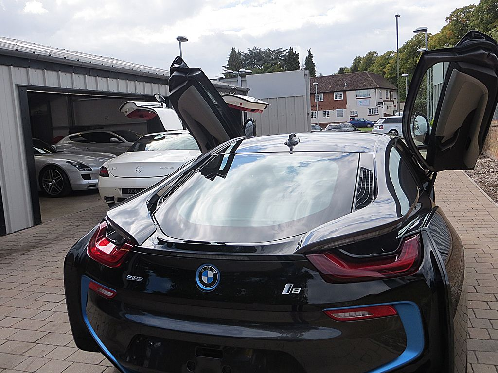 Bmw I8 Vs Sls Amg Doors Bmw Pinterest Bmw Bmw I8 And Cars