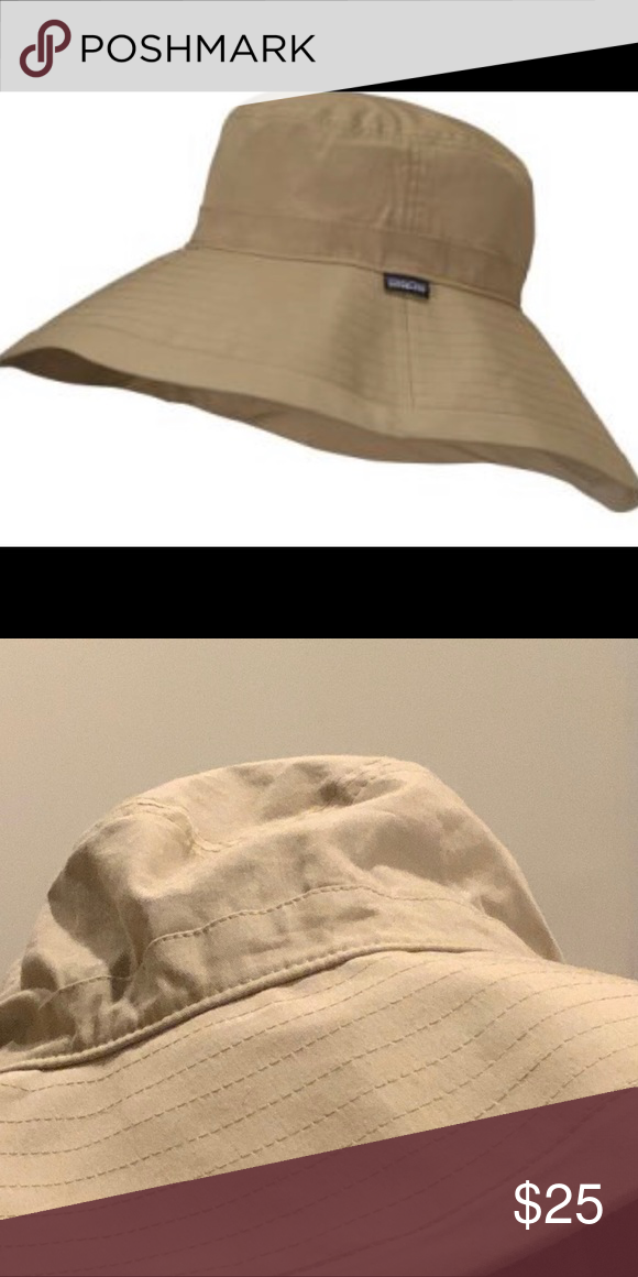 e7f300c6843 Patagonia Island Sun Hat Womens Patagonia Island Sun Hat Womens Size Large  Measurements Flap 15 x