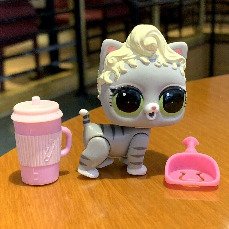 LOL Surprise Pets Doll Series 3 Animals P-035 Purr PURRR BABY Cute Kitty Cat