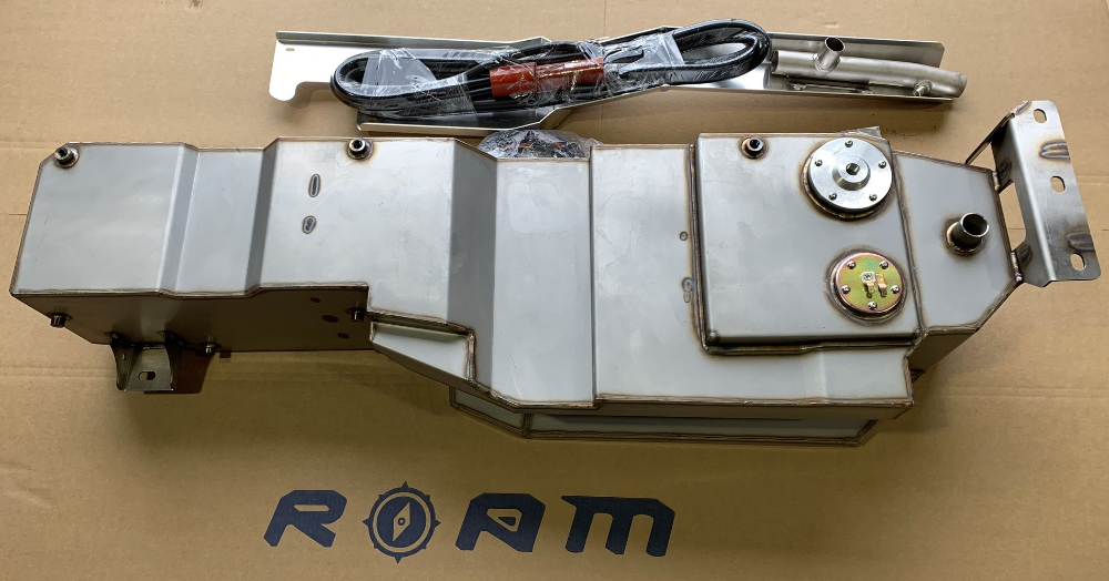Roam Jl Extended Capacity Fuel Tank In 2020 Jeep Wrangler Forum