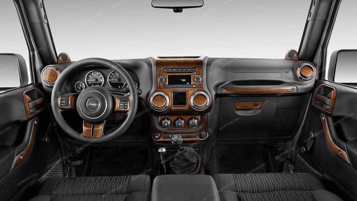 Jeep Wrangler Dash Kit Jeep Cherokee Sport Custom Jeep Wrangler