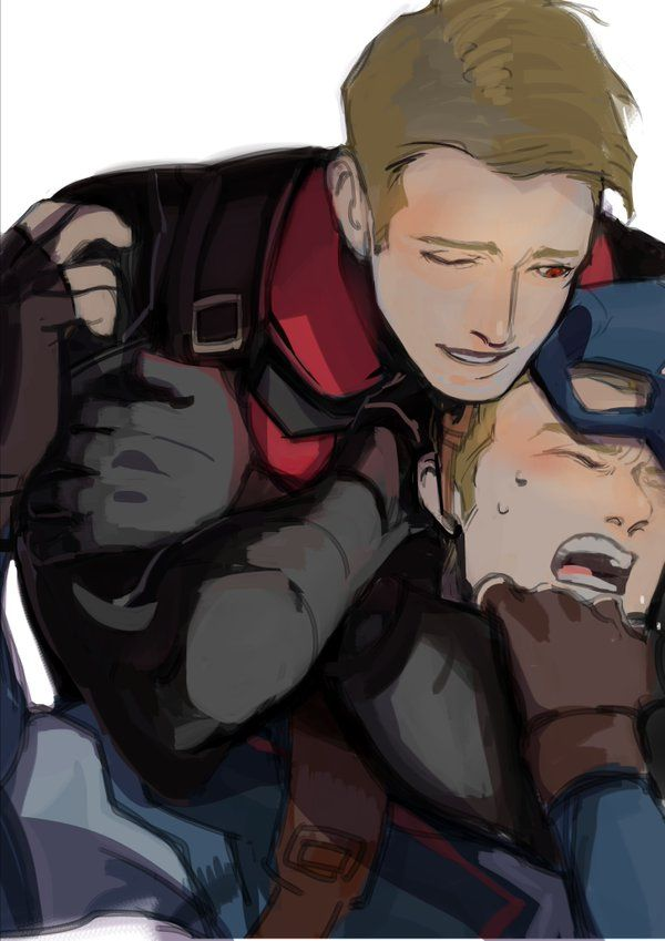 Pin by Cilicia on Marvel | Captain hydra, Stucky, Captain