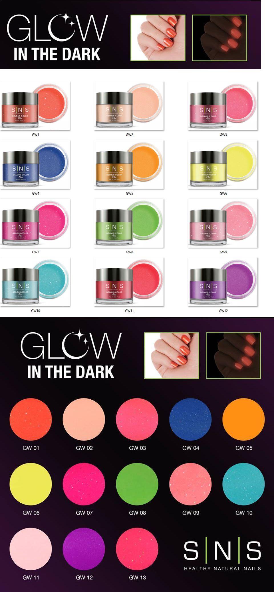 Acrylic Powders and Liquids 182105: Sns Nail Dip Color