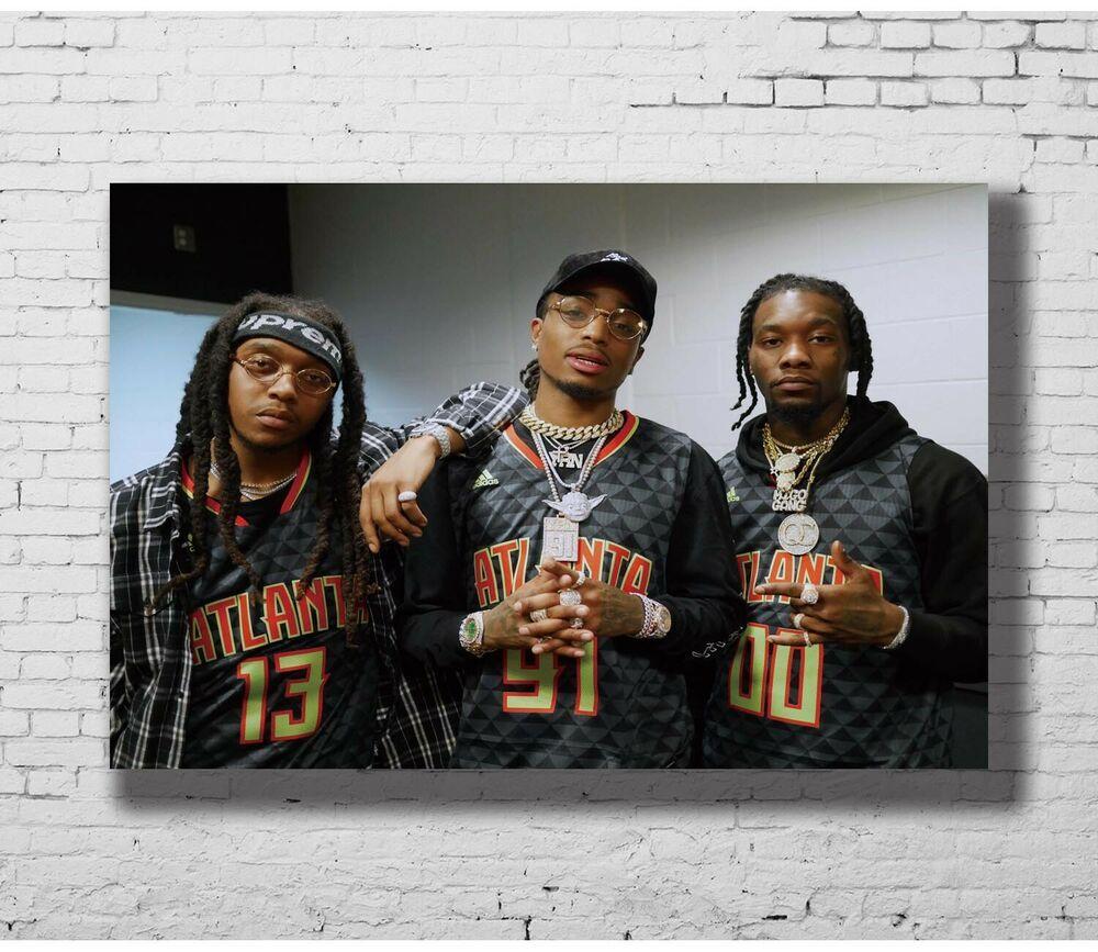 6LACK Rap Hip Hop Music Singer Rapper Poster 21 24x36 E-1579