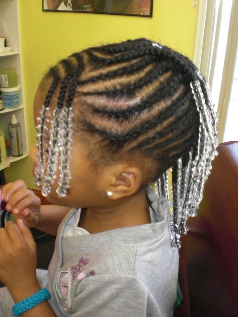 Pin By Tanya Dixon On Afro Centric Braided Styles Kids