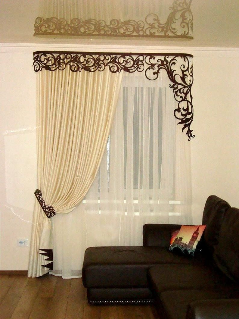 Pin On Living Room Decor Curtains