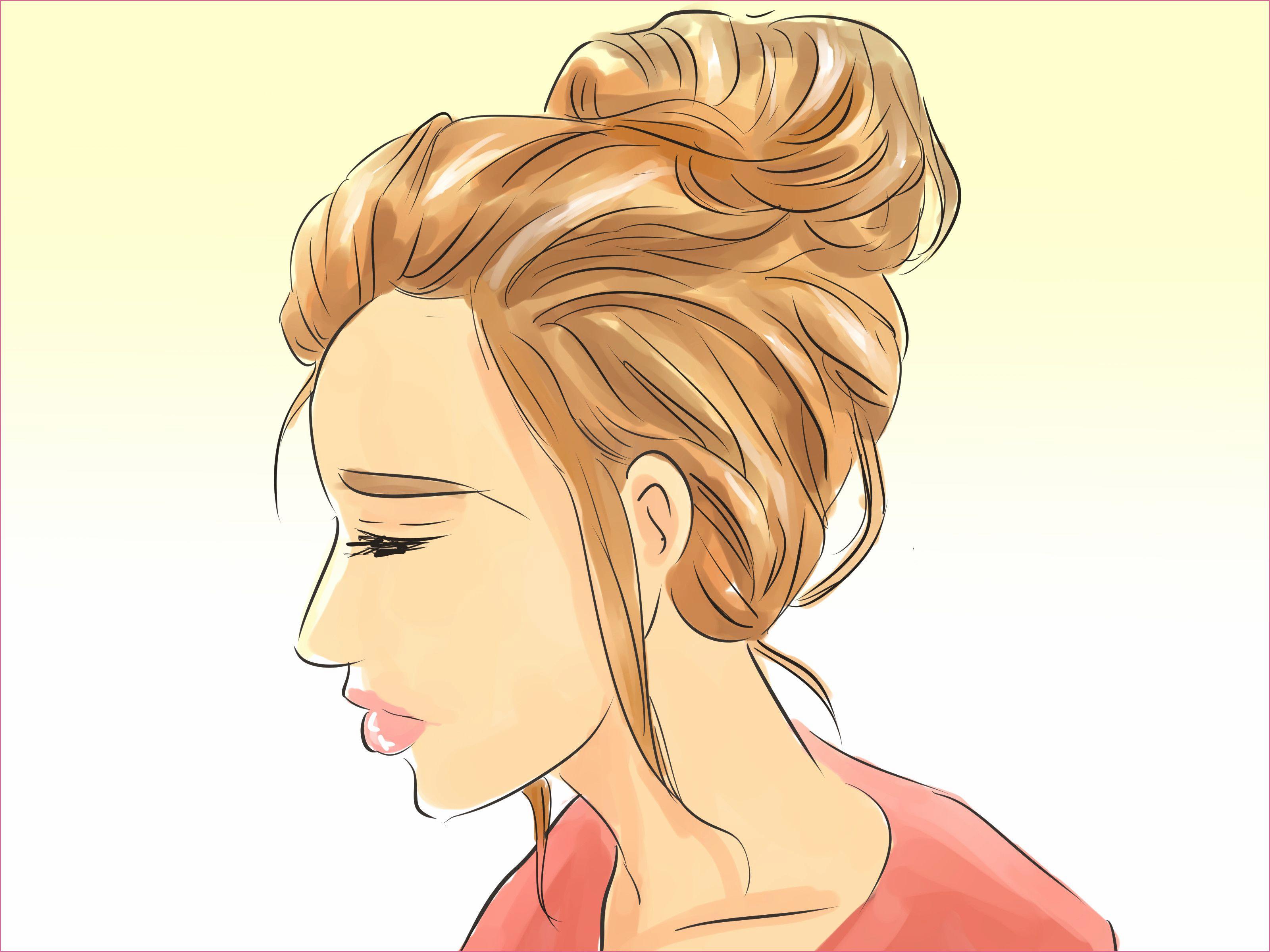 Les Cheveux Longs, Coiffures in 11  Frisuren feines haar