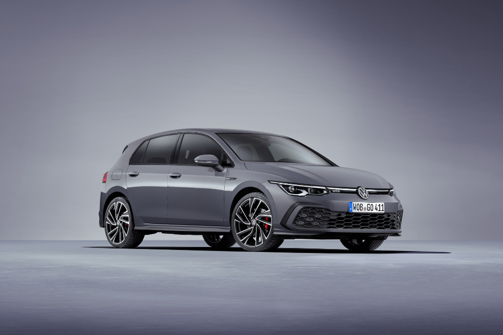 2021 Vw Golf Gti Mk8 Is Here With 242 Hp And So Are The Gte And Gtd Carscoops Golf Gti Volkswagen Golf Volkswagen