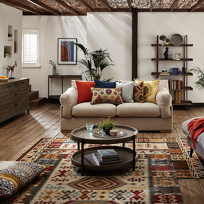 john lewis  partners asha living and dining room