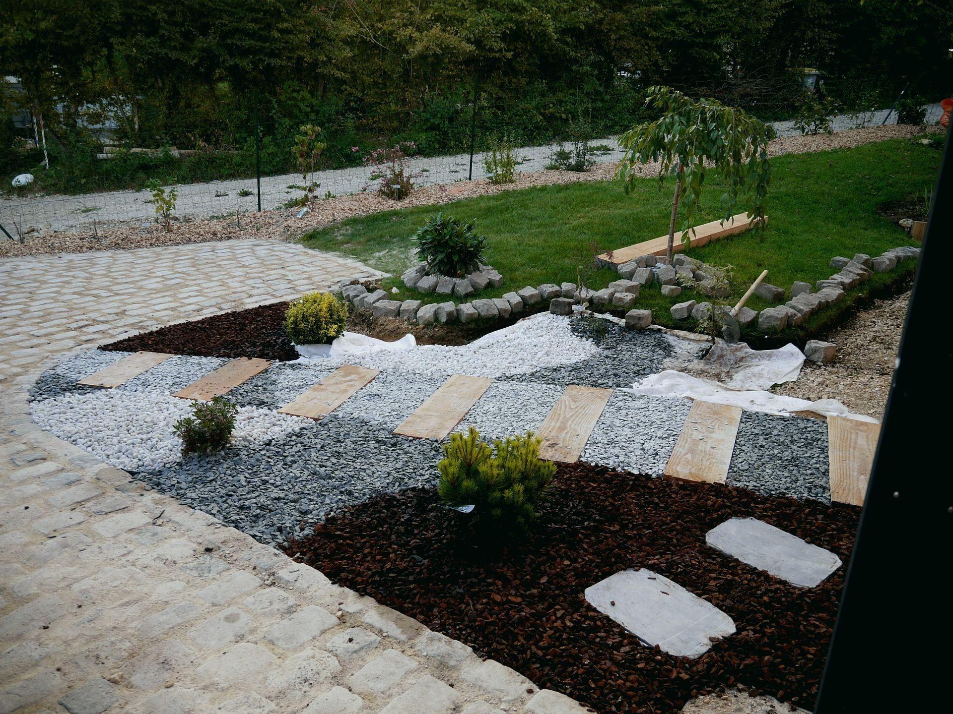 Bordure Pour Allee De Jardin Allee De Jardin Bordure Jardin Comment Faire Un Jardin