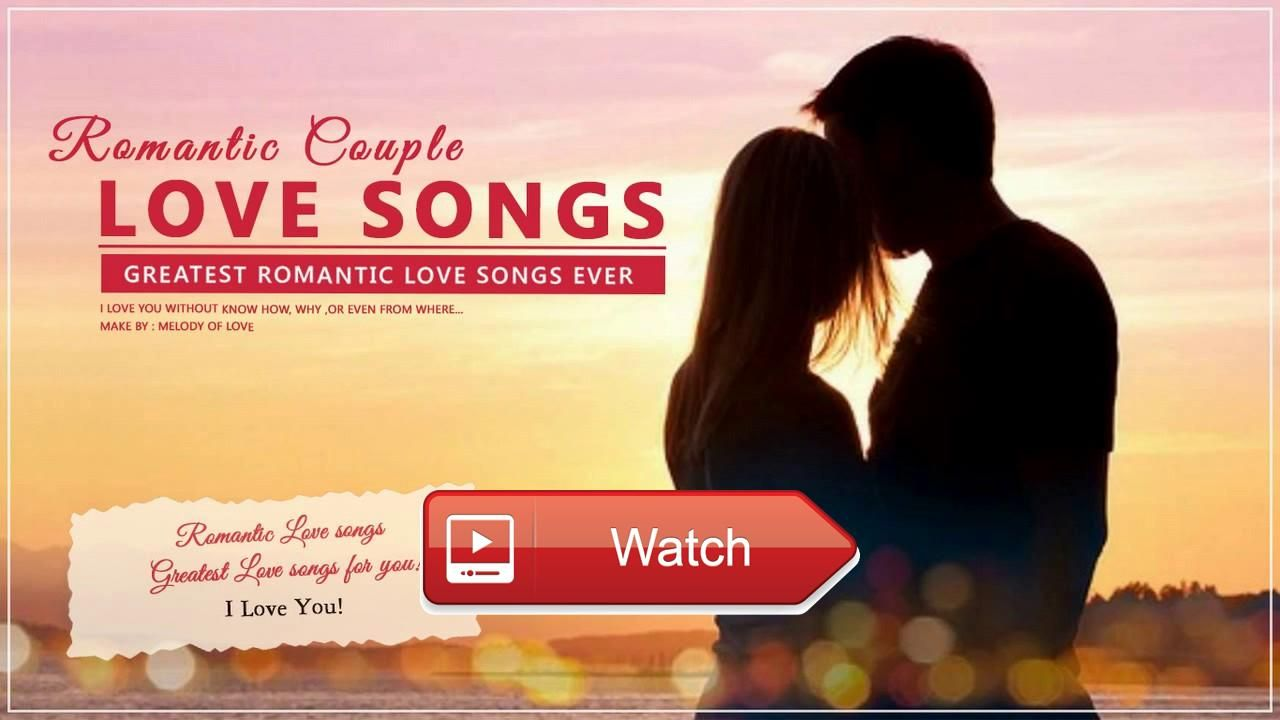 Couple love songs
