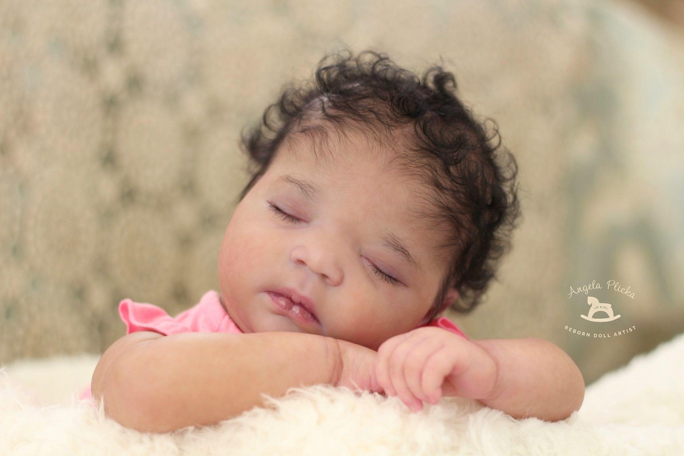 Realborn Johanna by Bountiful Baby. Reborn doll