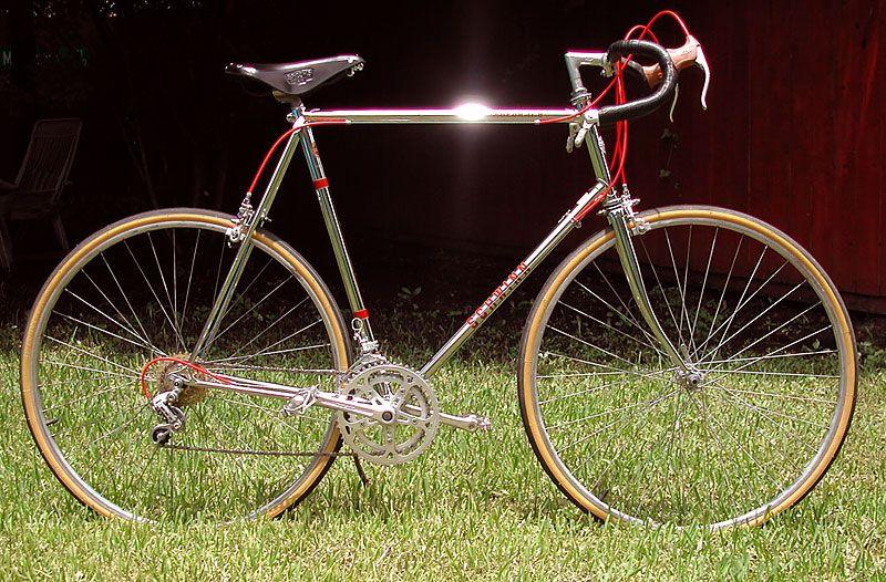 4520223ca20 Schwinn Voyageur 11.8 chrome frame | Porteur | Bicycle, Bike ...
