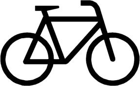 Malvorlage Fahrrad Einfach - tiffanylovesbooks