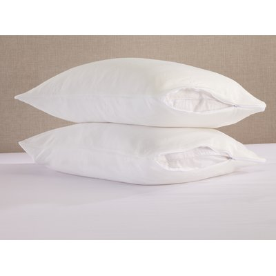 Home Fashion Designs Cooling Pillow Protector Size Standard