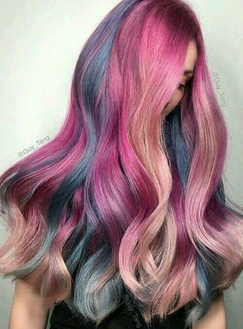 Pin by C K on Hair Stuff | Pinterest | Hair coloring, Hair style ...