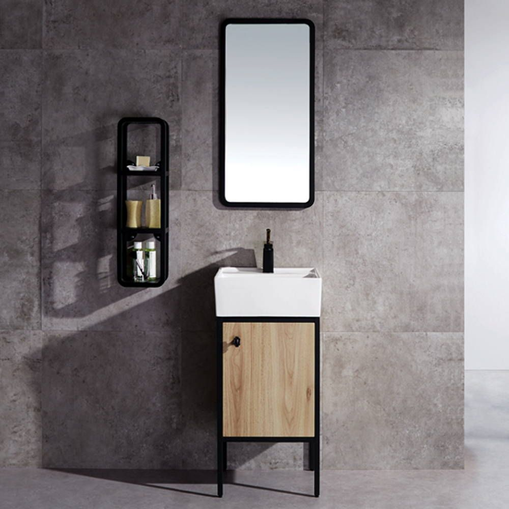Stylish Additions That Can Majorly Impact Your Small Bathroom Atap Co In 2020 Small Bathroom Bathroom Basin Cabinet Bathroom Addition