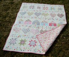 All In A Row Quilt Tutorial