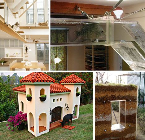 Out of the Dog House: 25 Awesome Pet Habitats | WebUrbanist ...