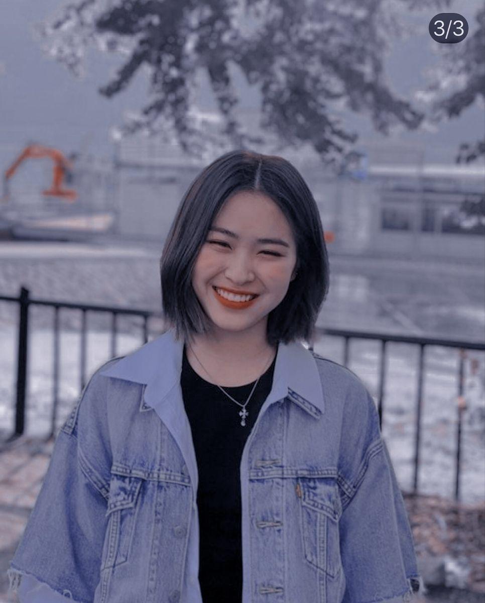 Ryujin 𝓐𝓮𝓼𝓽𝓱𝓮𝓽𝓲𝓬 Rambut Ala Korea Gaya Rambut Pendek Gaya Rambut