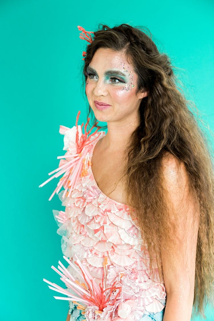 Meerjungfrau Kostum 11 Ideen Fur Erwachsene Und Kinder Zum