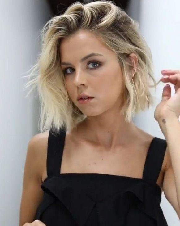 99 Modern Short Hairstyles Ideas For Women In 2019