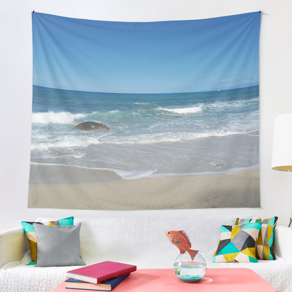 Beach Tapestry Design Design
