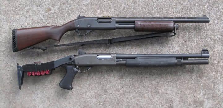 Remington 870 Express Magnum With 18 5 Quot Vent Rib Barrel