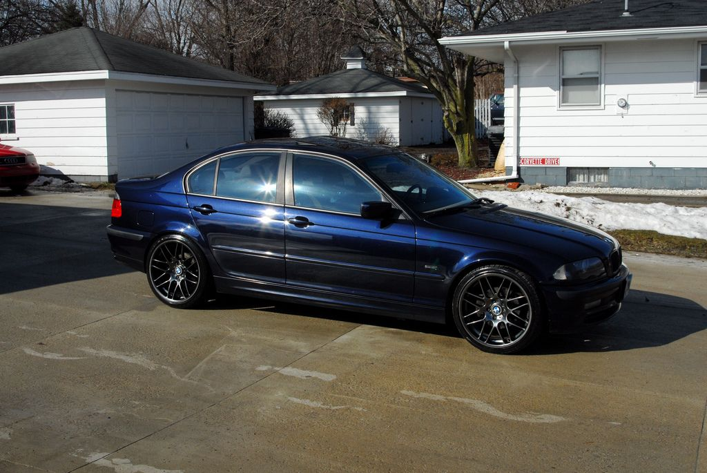 Evolution Of My Orient Blue E46 From Day Of Purchase To Now