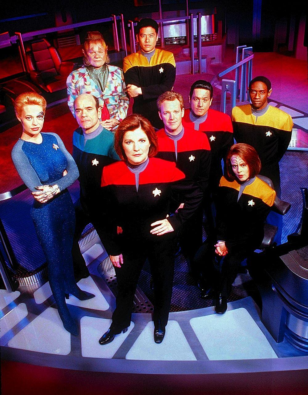 Raumschiff Voyager Crew