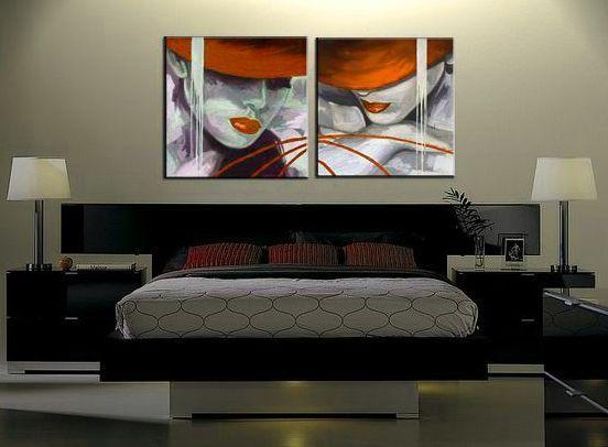 Cuadros modernos para dormitorios buscar con google for Pinturas para dormitorios