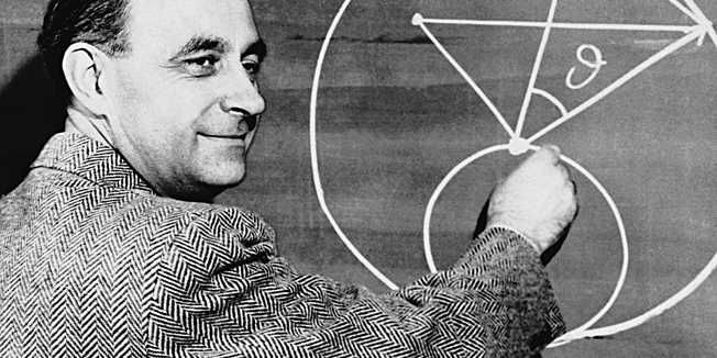 Ettore Majorana (1906 - 1938) was an Italian theoretical physicist who worked on neutrino masses. He disappeared suddenly under mysterious circumstances while going by ship from Palermo to Naples. The Majorana equation and Majorana fermions are named after him.