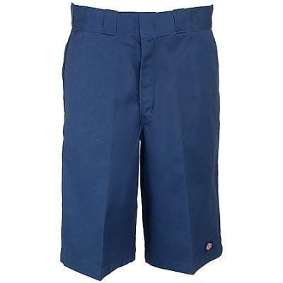 "New Dickies Men/'s Navy 13/"" Multi-Pocket Pocket Loose Fit Work Shorts 42283"