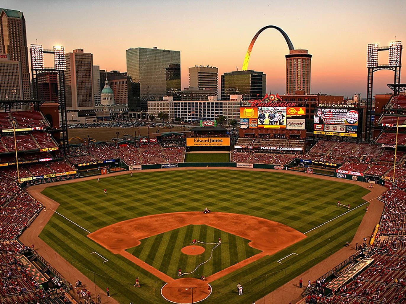 The 20 Best Things To Do In St Louis Major League Baseball Stadiums Mlb Stadiums Baseball Stadium