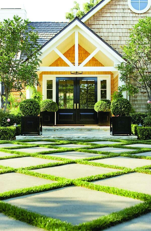 California | Yard landscaping, Front yard, Backyard on Concrete Front Yard Ideas id=80216
