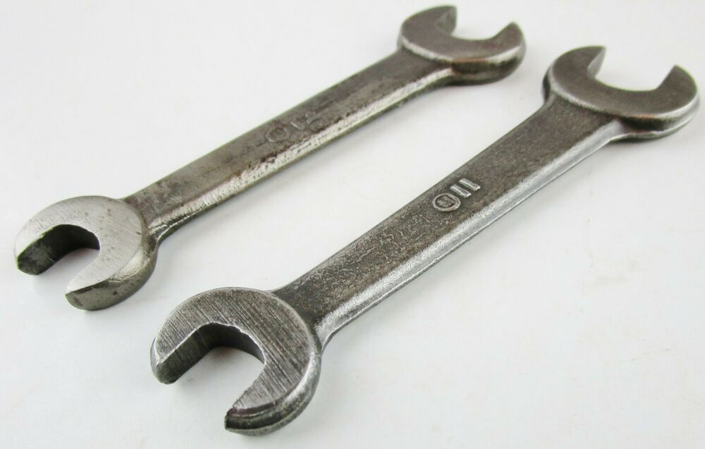 "DROP FORGED OPEN /& BOX END 7//16/"" WRENCH"