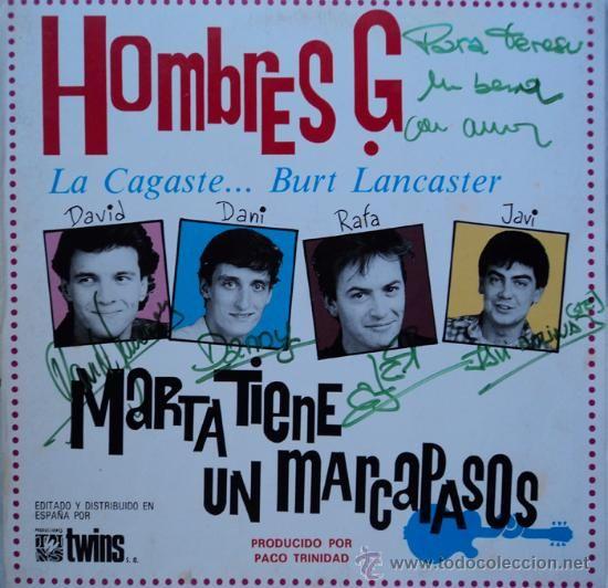 Hombres G Letras De Canciones Musica 80 Rock En Español