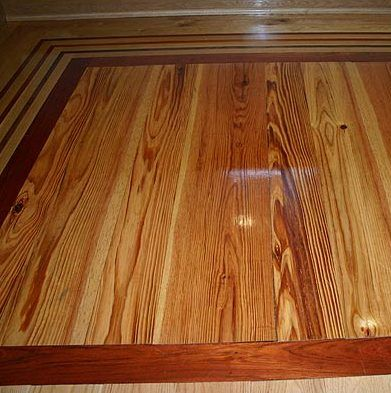 Photos of two toned wood floors hardwood flooring for for Types of hardwood floors