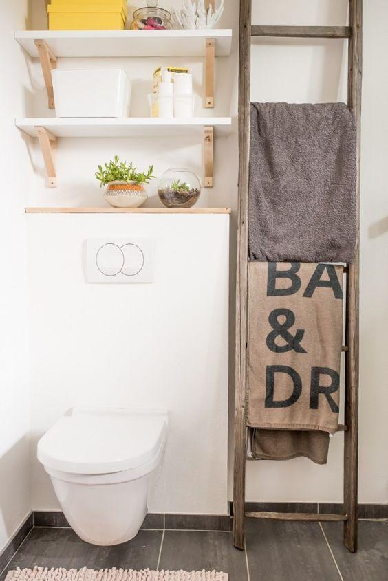 Kleine Badezimmer - Schönheitskur Ikea hack, Bath and Interiors - ideen für kleine badezimmer