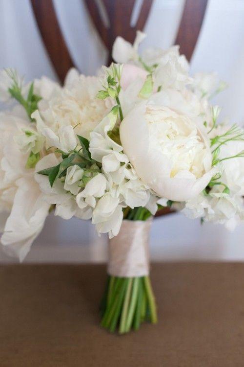 Ivory White Wedding Bouquets Www Wisteria Avenue Co Uk