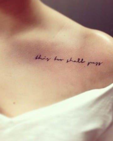 Tatuajes De Nombres Pequeños Para Hombres Y Mujeres Tatuajes Para