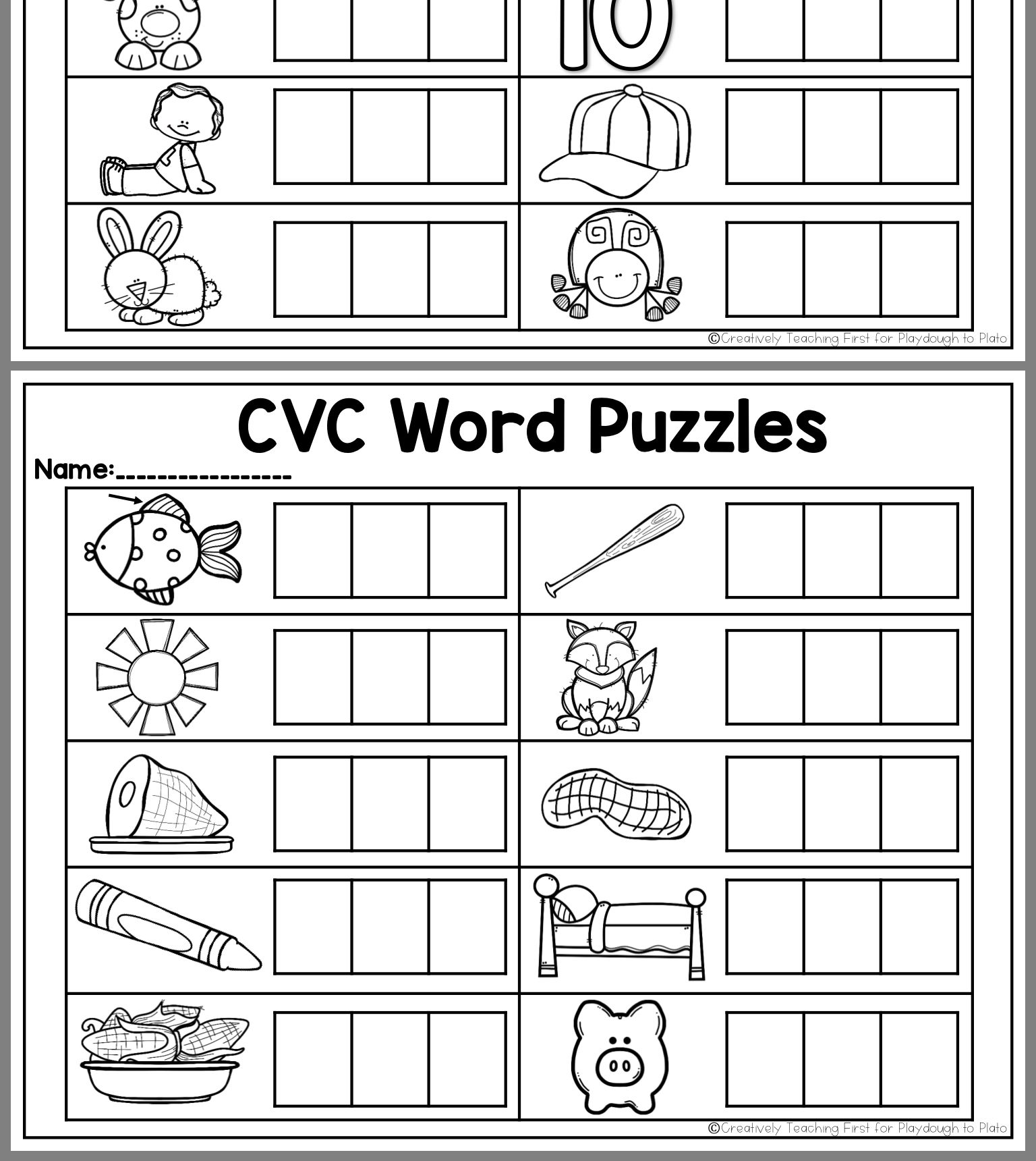 Pin By P Owens On Preschool Worksheet In