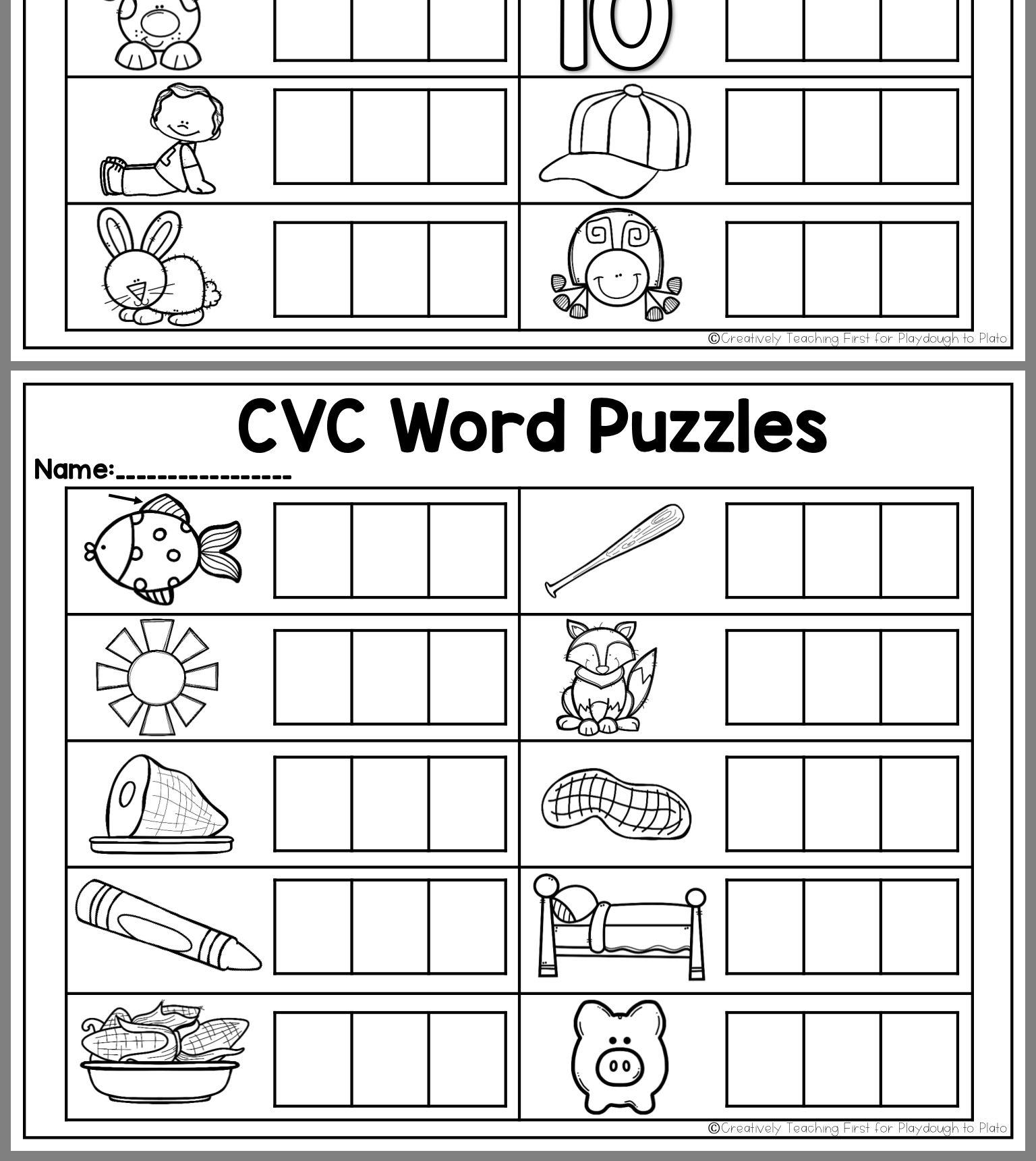 Pin By P Owens On Preschool Worksheet In